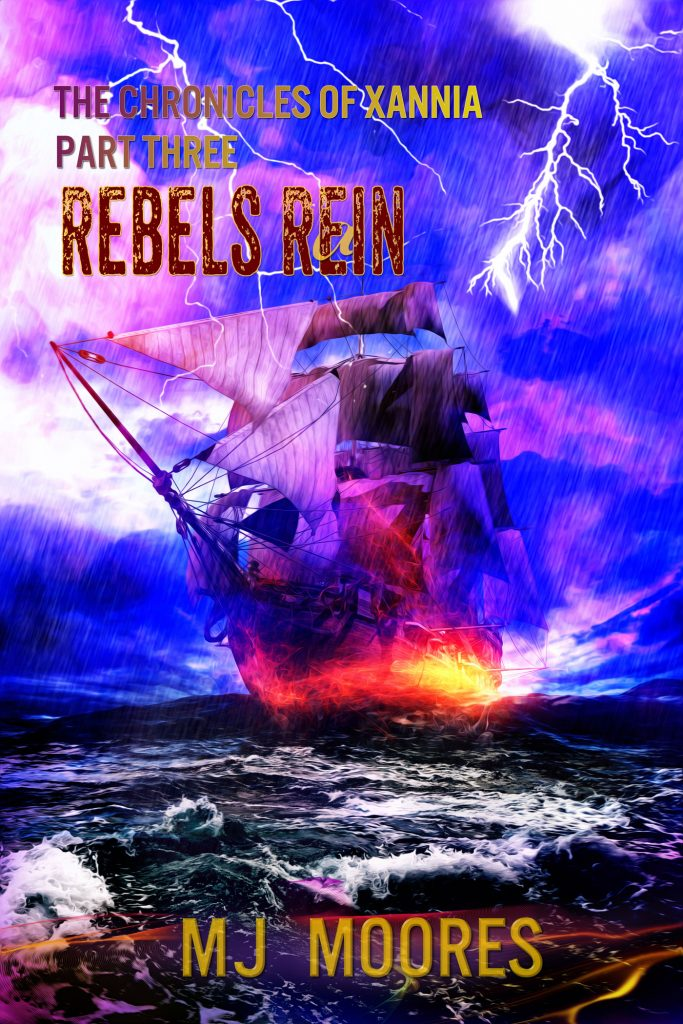 Book Cover: Rebels Rein