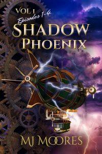 Book Cover: Shadow Phoenix Vol 1, Ep 1-4