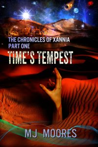 Book Cover: Time's Tempest
